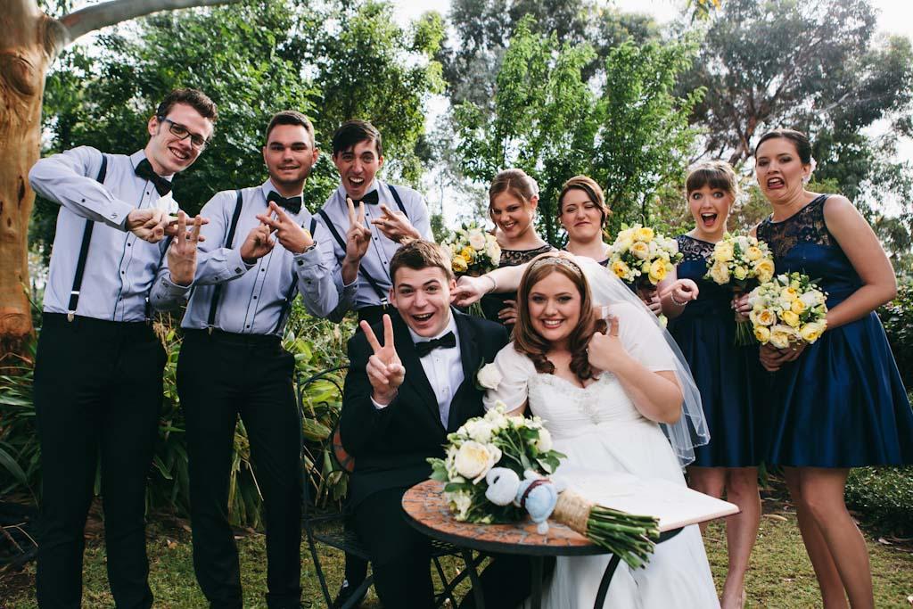 Britt & Ewan's Destination Wedding
