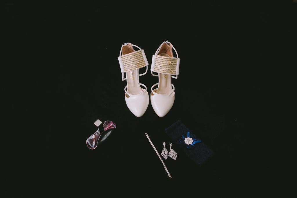 Wedding Shoes Jewellery