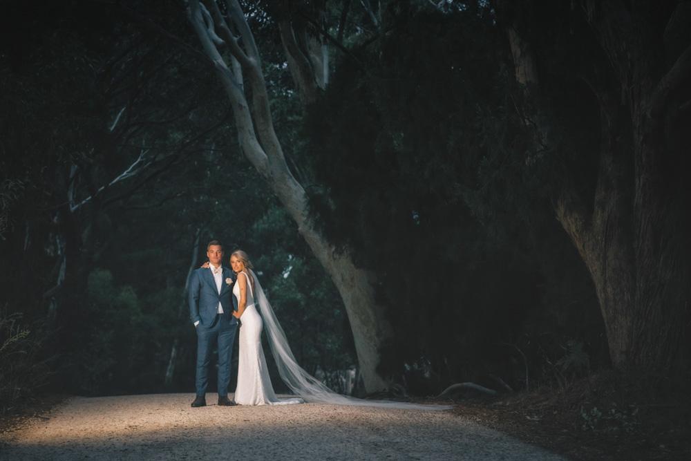 Kyle & Katrina at Anderson Hill Vineyard