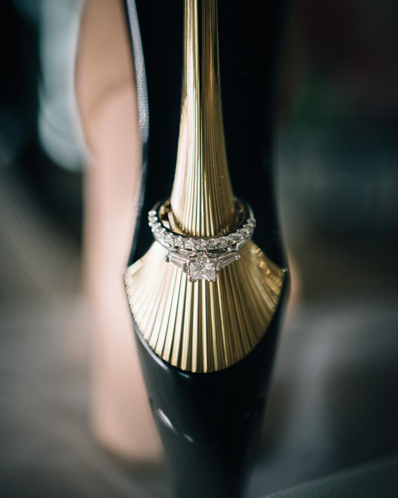 Katrina's Wedding & Engagement Rings