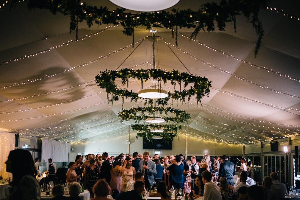 Morphettville Racecourse Wedding Reception
