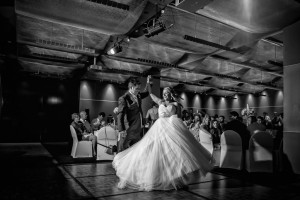 Botanic Gardens, Hilton Hotel, Wedding, Reception